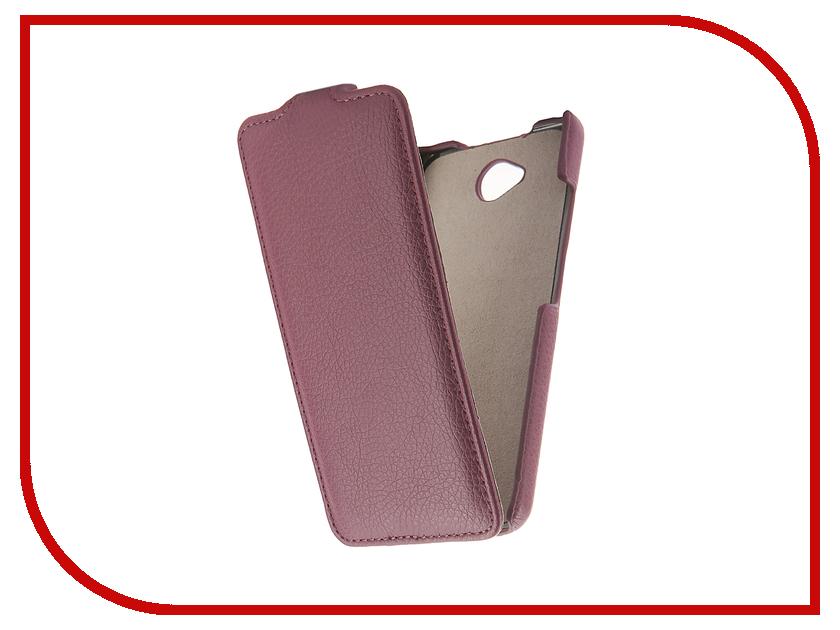 Аксессуар Чехол Microsoft Lumia 650 Cojess UpCase Purple<br>