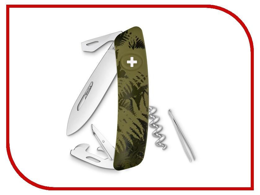 Нож SWIZA C03 Silva Khaki KNI.0030.2050