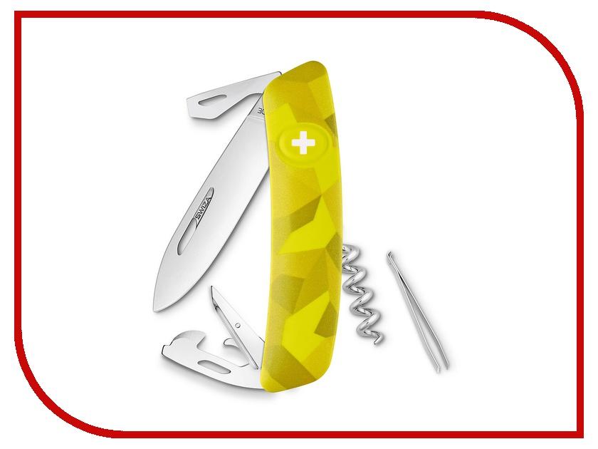 Нож SWIZA C03 Velor Yellow KNI.0030.2080