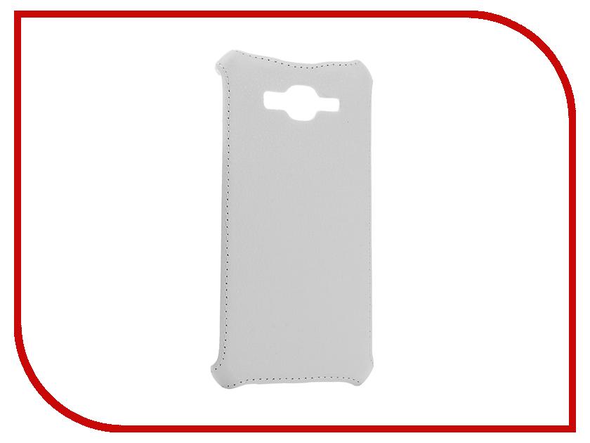 Аксессуар Чехол-накладка Samsung Galaxy J2 Prime SM-G532F/DS Zibelino Cover Back White ZCB-SAM-J2-PRM-WHT аксессуар чехол lenovo k10 vibe c2 k10a40 zibelino classico black zcl len k10a40 blk