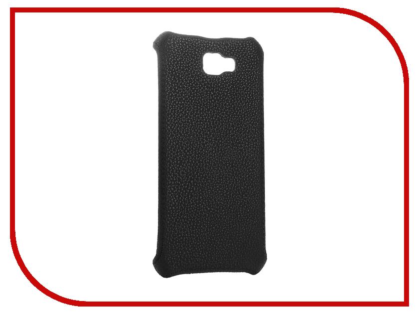 Аксессуар Чехол-накладка Samsung Galaxy J5 Prime SM-G570F/DS Zibelino Cover Back Black ZCB-SAM-J5-PRM-BLK аксессуар чехол samsung galaxy j1 mini 2016 sm j105h ds zibelino classico black zcl sam j1mini 2016 blk