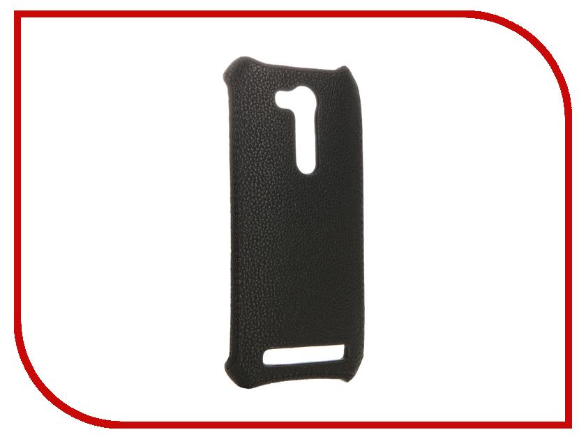 Аксессуар Чехол-накладка ASUS ZB450KL/452KG Zenfone GO Zibelino Cover Back Black ZCB-ASU-ZB450KL-BLK аксессуар чехол lenovo k10 vibe c2 k10a40 zibelino classico black zcl len k10a40 blk