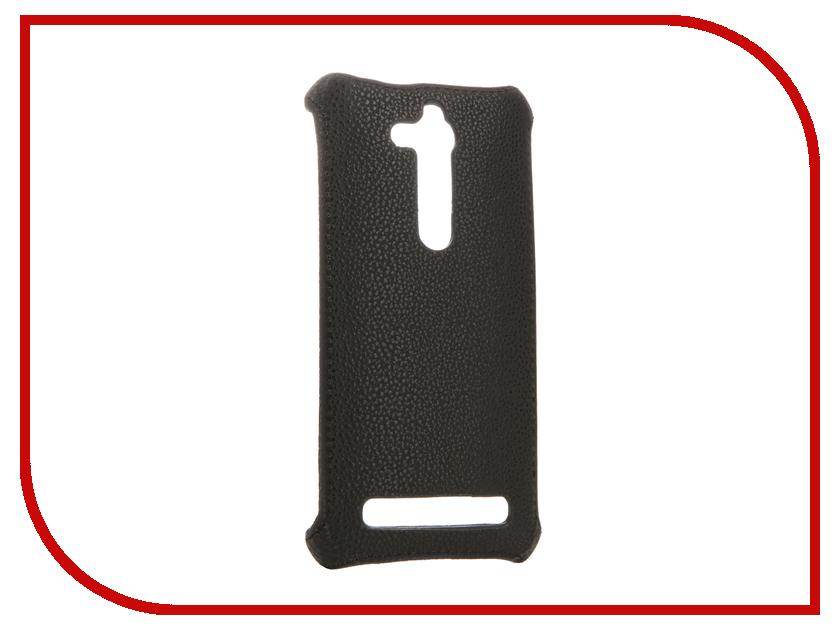 Аксессуар Чехол-накладка ASUS ZB500KG Zenfone GO Zibelino Cover Back Black ZCB-ASU-ZB500KG-BLK asus zenfone go zb500kg black