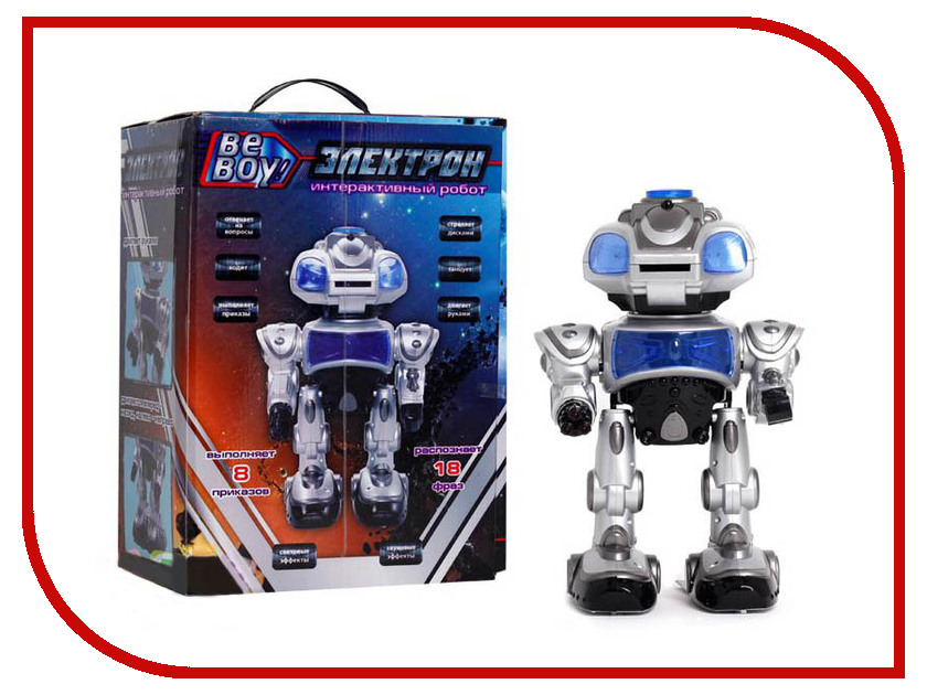 Игрушка ВеВоу Робот 8523