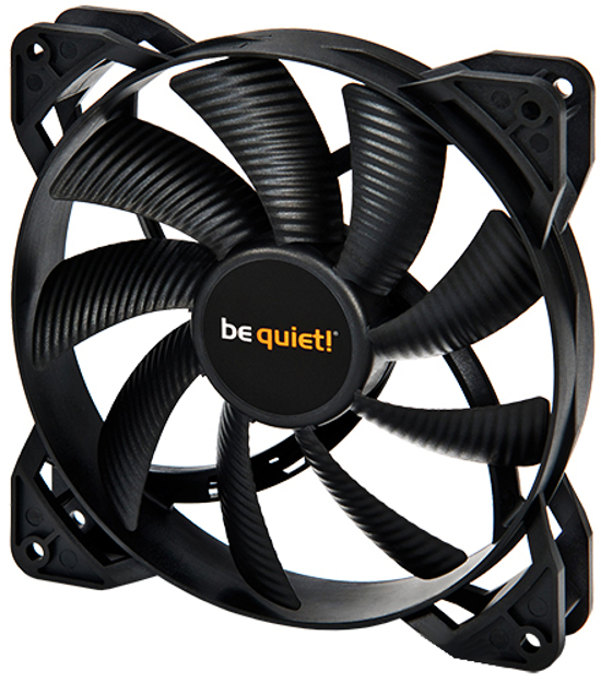Вентилятор Be Quiet Pure Wings 2 PWM BL040 140mm цена и фото