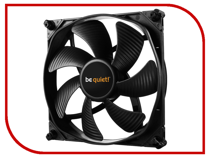 цены Вентилятор Be Quiet Silent Wings 3 PWM BL067 140mm