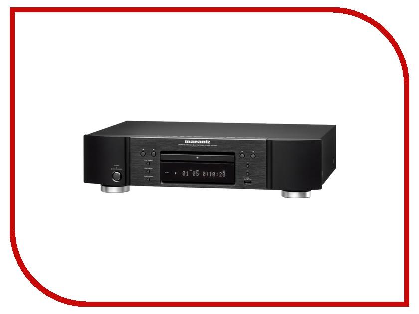Плеер Marantz UD7007 сетевой аудио проигрыватель marantz na8005 black
