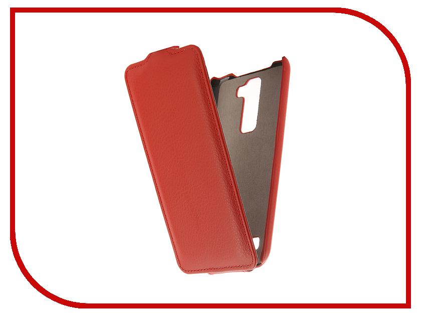 цена на Аксессуар Чехол LG K7 Cojess UpCase Red
