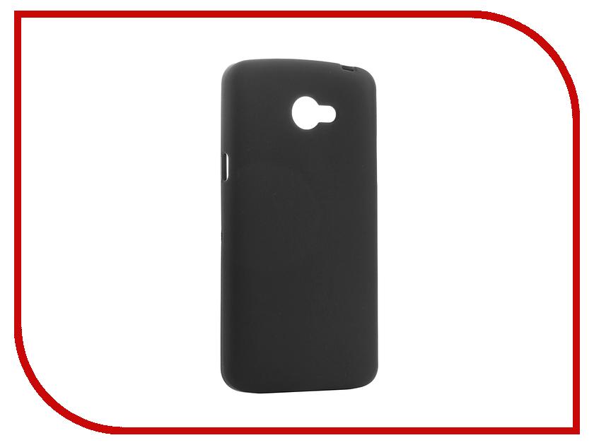 Аксессуар Чехол LG K5/X220ds Cojess Silicone TPU Black Mate аксессуар чехол microsoft lumia 650 cojess tpu 0 3mm grey