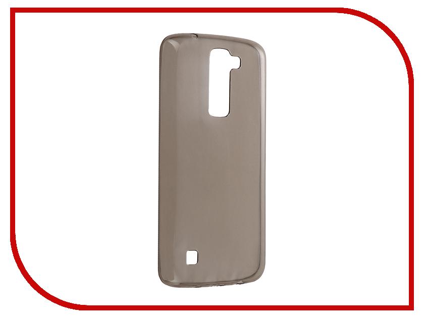 Аксессуар Чехол LG K8/K350E Cojess Silicone TPU 0.3mm Grey elikor эпсилон 60 медный антик золото