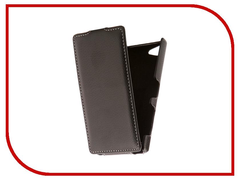 Аксессуар Чехол Sony Xperia Z5 Compact / Mini Cojess UpCase Black