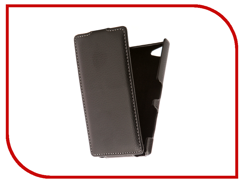 Аксессуар Чехол Sony Xperia Z5 Compact / Mini Cojess UpCase Black аксессуар чехол sony xperia m4 aqua e2306 e2303 cojess book case time black
