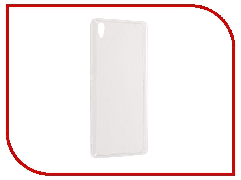 Аксессуар Чехол Sony Xperia XA Ultra / Xperia XA Ultra Dual Cojess Silicone TPU 0.3mm Transparent skinbox slim silicone чехол для sony xperia xa transparent