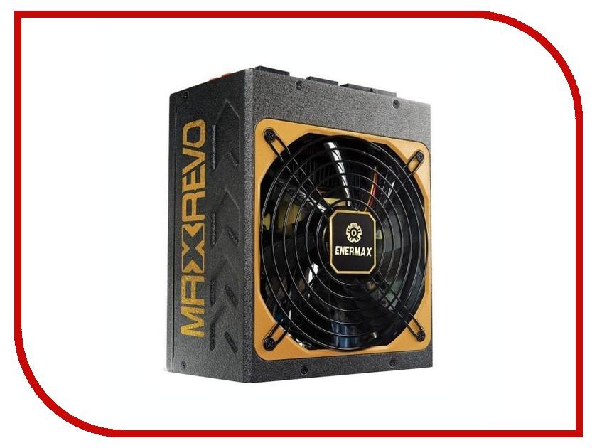 Блок питания Enermax MaxRevo 1600W EMR1600EGT