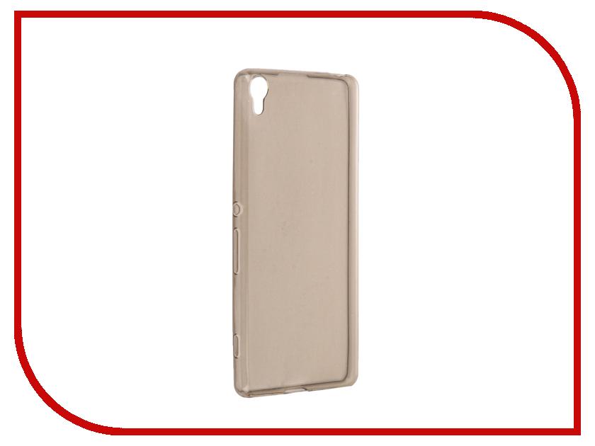 Аксессуар Чехол Sony Xperia XA / XA Dual Cojess Silicone TPU 0.3mm Grey<br>