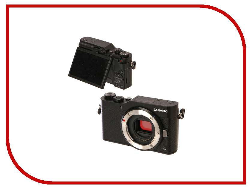Zakazat.ru: Фотоаппарат Panasonic DC-GX800 Lumix Body