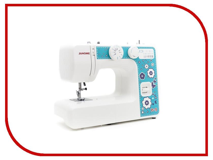 Швейная машинка Janome PS-15 цена
