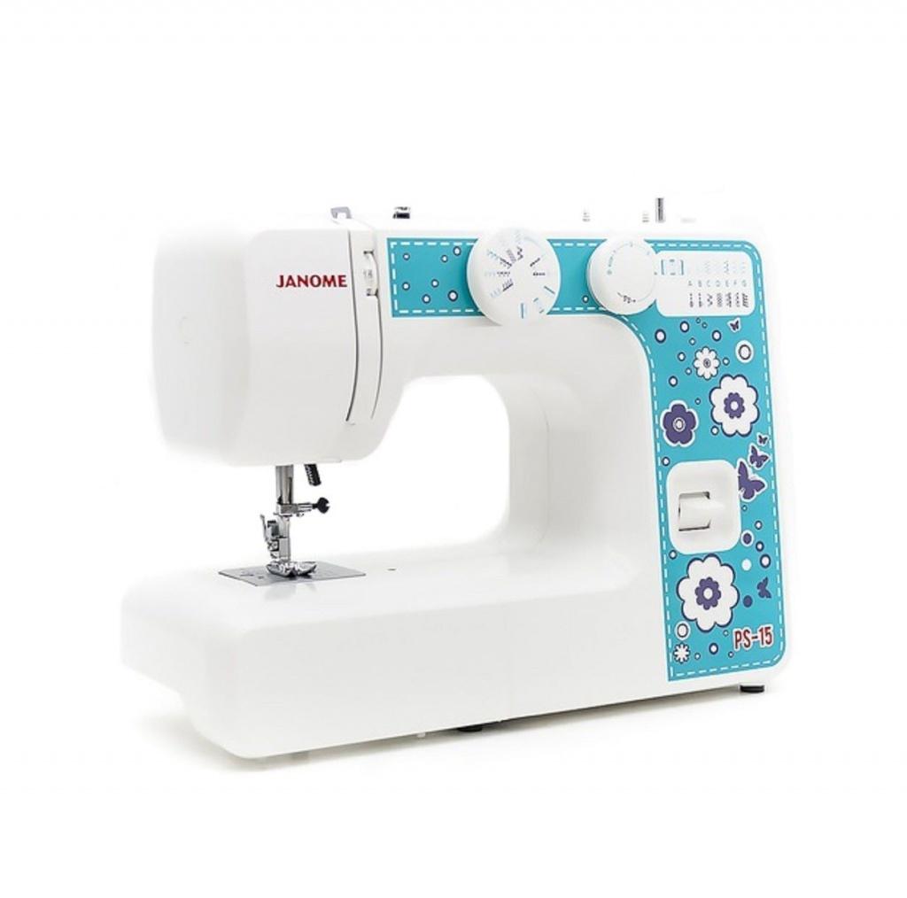 Швейная машинка Janome PS-15