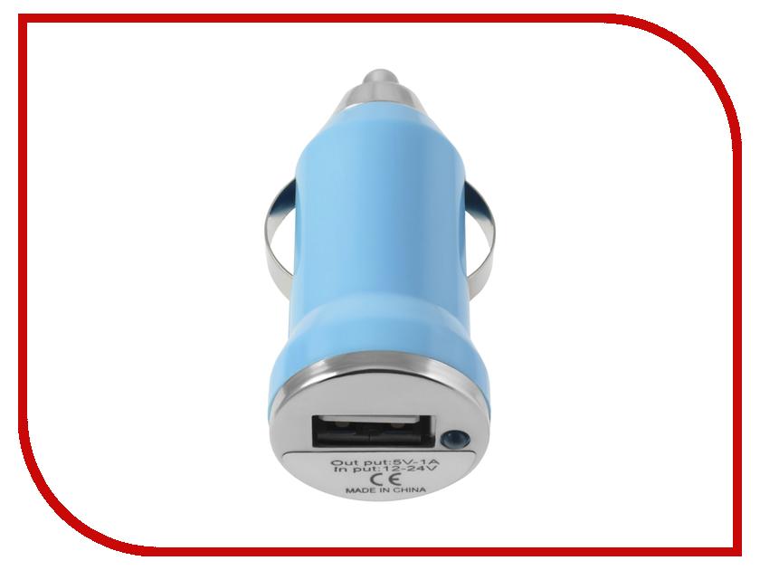 Зарядное устройство Oxion AC001 1A Blue