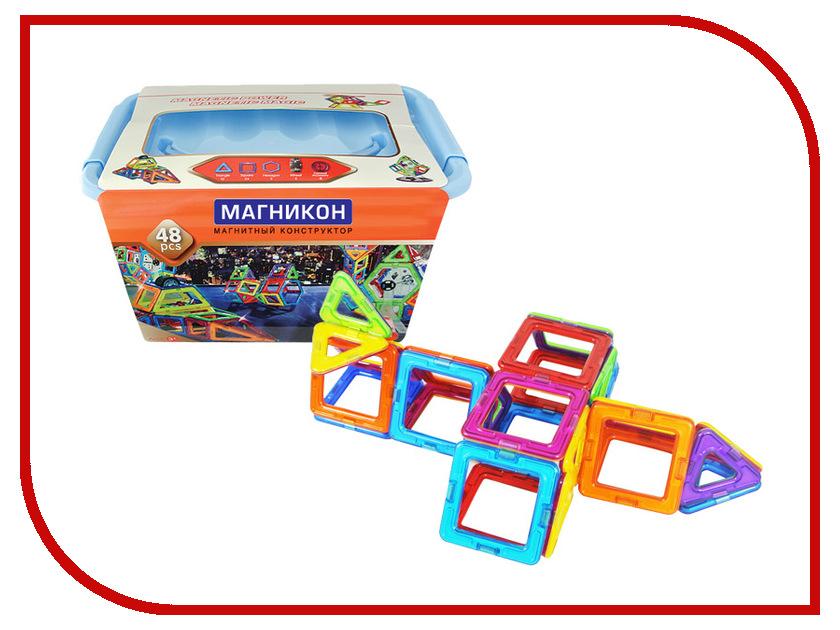 Конструктор Магникон МК-48 магникон детский конструктор магникон мк 48