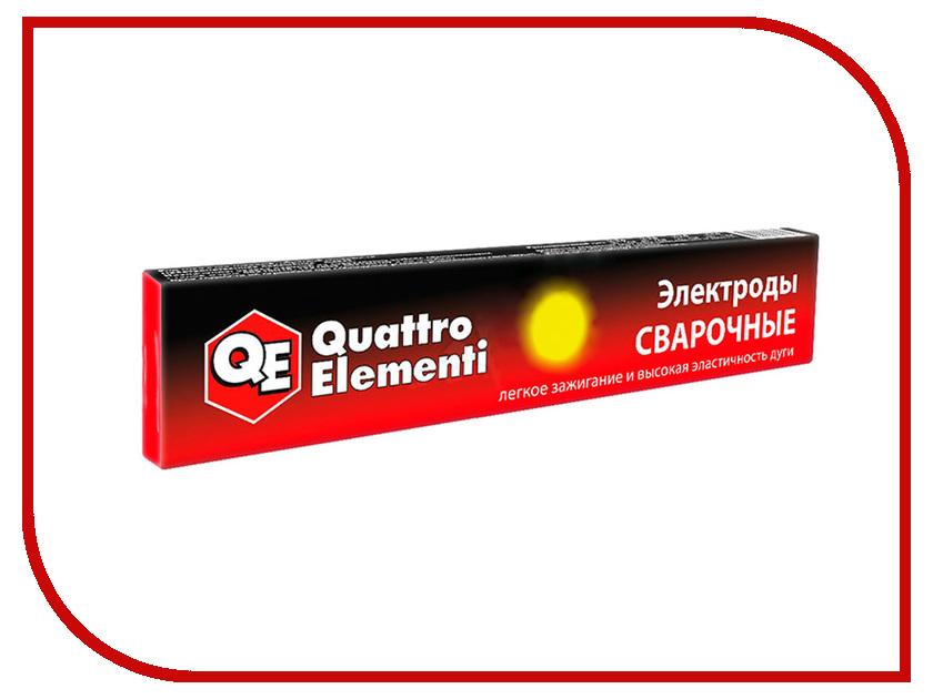 Аксессуар Электроды Quattro Elementi 3.2mm 0.9kg 770-438 насосная станция quattro elementi automatico 1300 fl 770 667