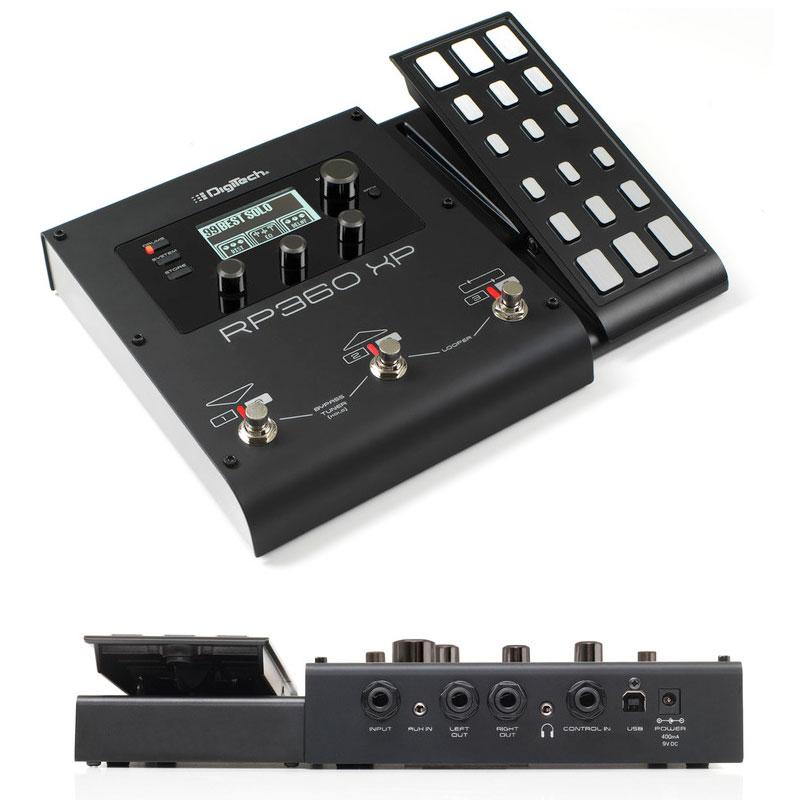 Педаль Digitech RP360XP адаптер питания digitech istomppwrsply