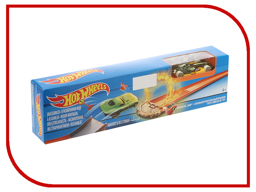 Автотрек Mattel Hot Wheels DNN77