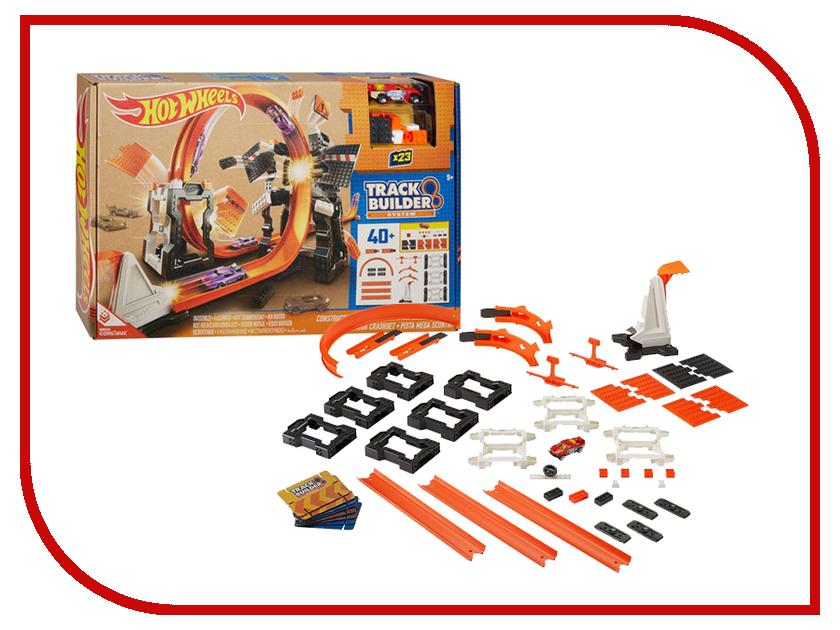 Конструктор Mattel Hot Wheels DWW96 mattel ранец школьный hot wheels big foot multi pack mini