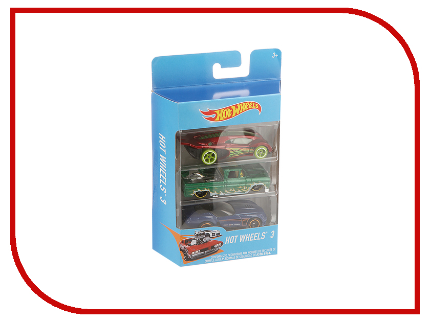 Игрушка Mattel Hot Wheels K5904<br>