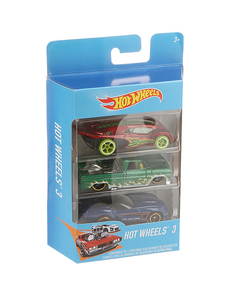 Игрушка Mattel Hot Wheels K5904