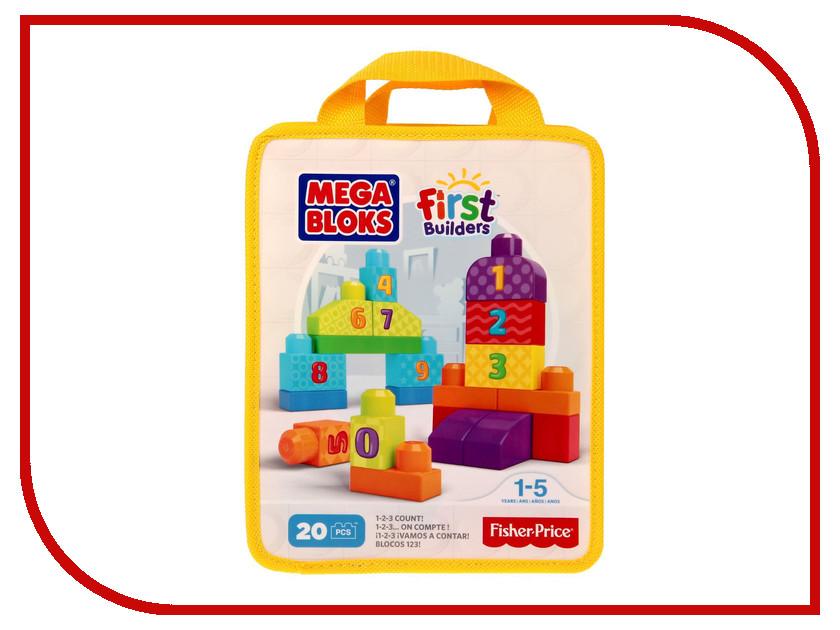 Конструктор Mattel Mega Bloks DLH85