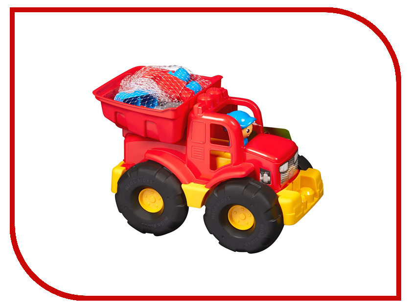 Машина Mattel Mega Bloks DPP73 sony dpp fp30