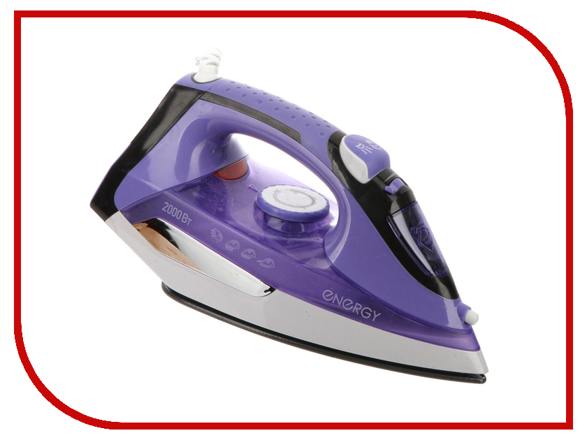 Утюг Energy EN-314 Purple energy en 601 black