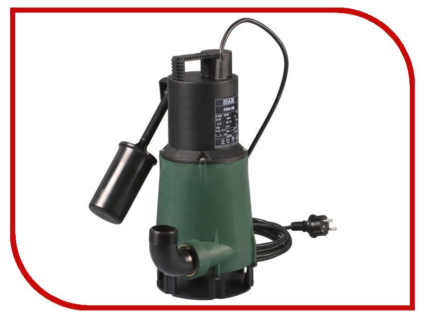 Насос DAB FEKA 600 M-A - SV насос для воды dab idea 150 m