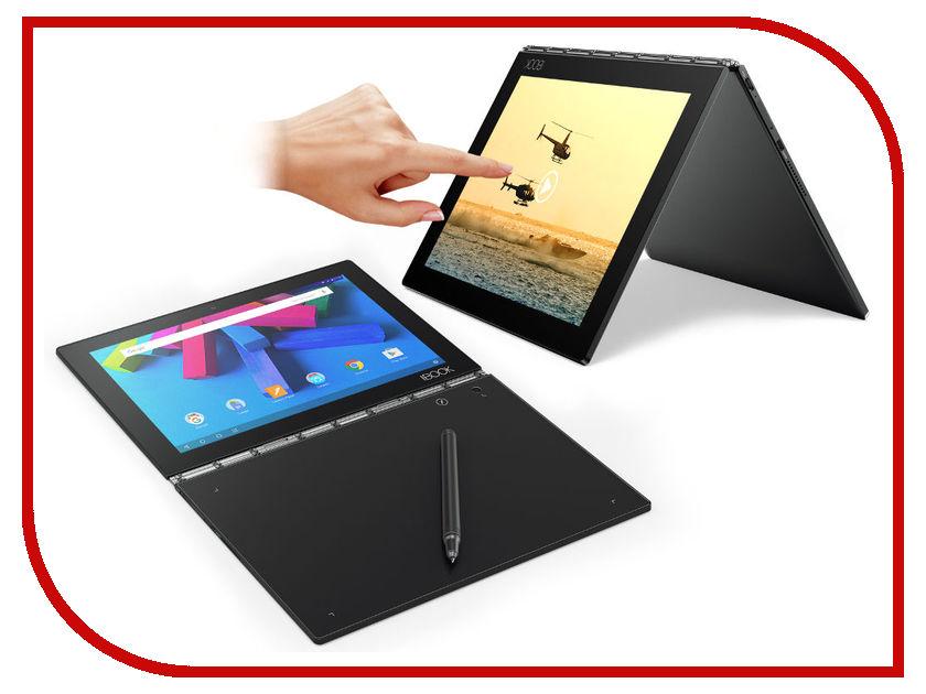 Планшет Lenovo Yoga Book YB1-X90L ZA0W0172RU (Intel Atom x5-Z8550 1.44 GHz/4096Mb/64Gb/LTE/3G/Wi-Fi/Cam/10.1/1920x1200/Android) цена 2017