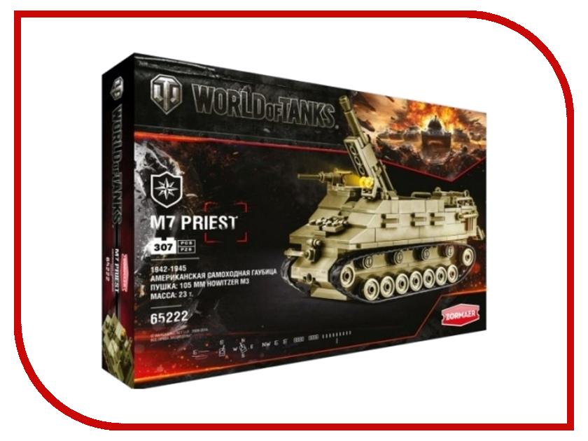 Конструктор ZORMAER World of Tanks М7 Priest 65222 официальный сайт world of tanks бесплатно