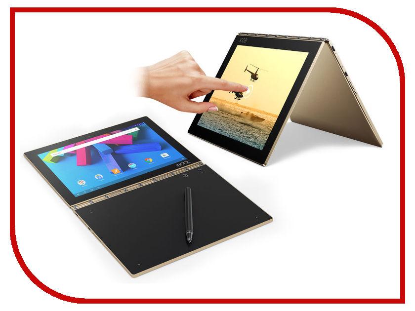 Планшет Lenovo Yoga Book YB1-X90L ZA0W0014RU (Intel Atom x5-Z8550 1.44 GHz/4096Mb/64Gb/LTE/3G/Wi-Fi/Cam/10.1/1920x1200/Android)<br>