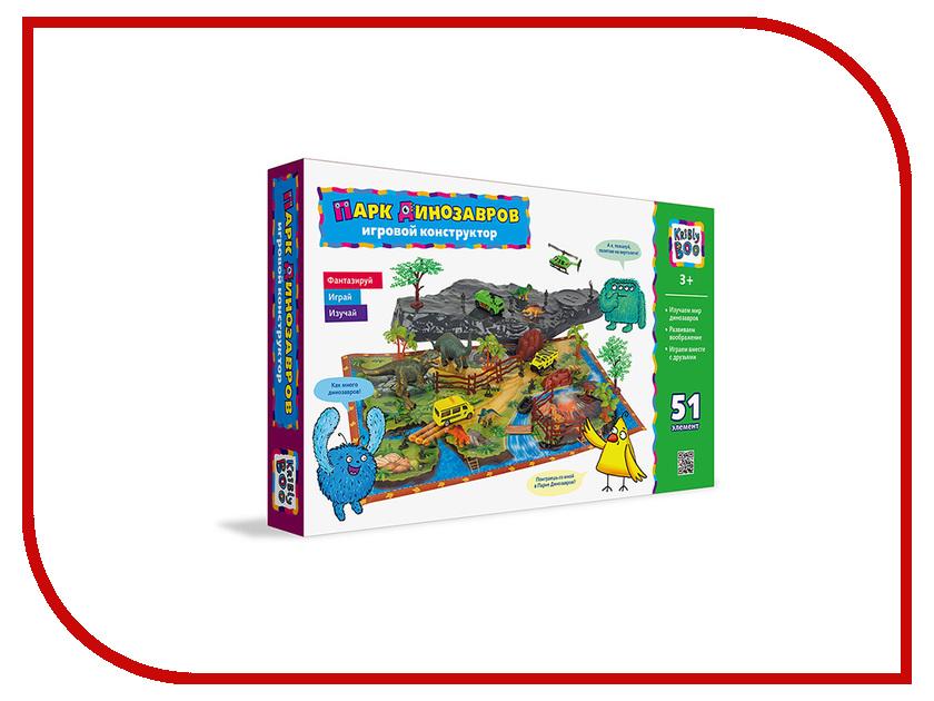 Здесь можно купить Парк динозавров  Конструктор Kribly Boo Парк динозавров 64885 Конструкторы