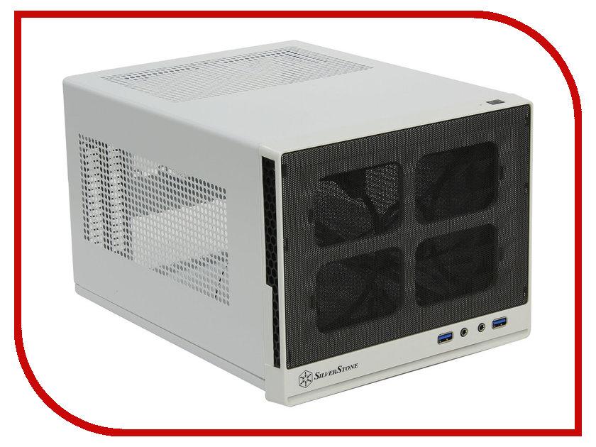 Корпус SilverStone SST-SG13WB цена