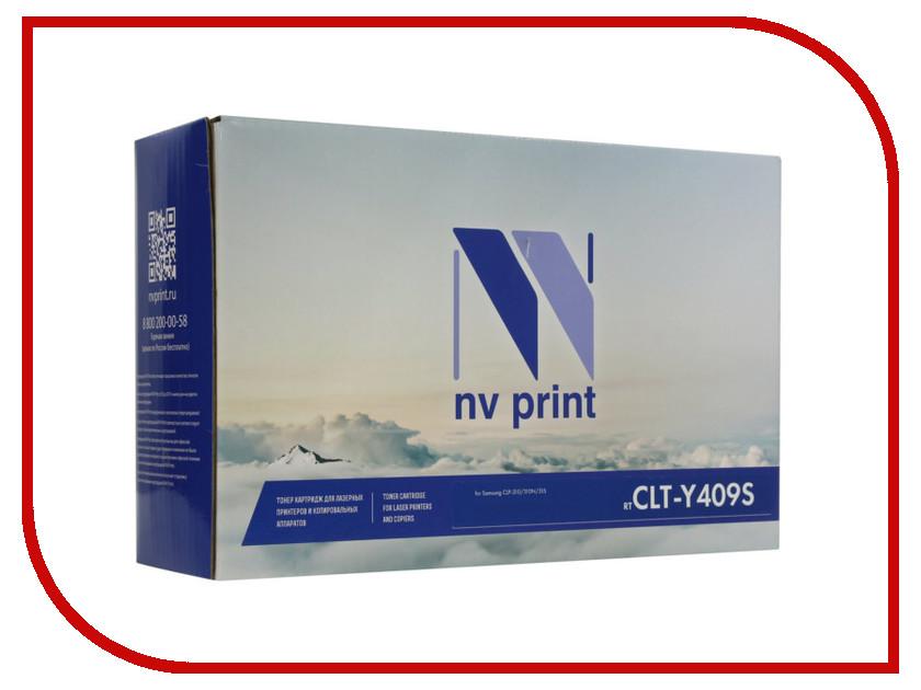 Картридж NV Print Cyan для CLP-310/310N/315 1000k d19 sbd6943 nv