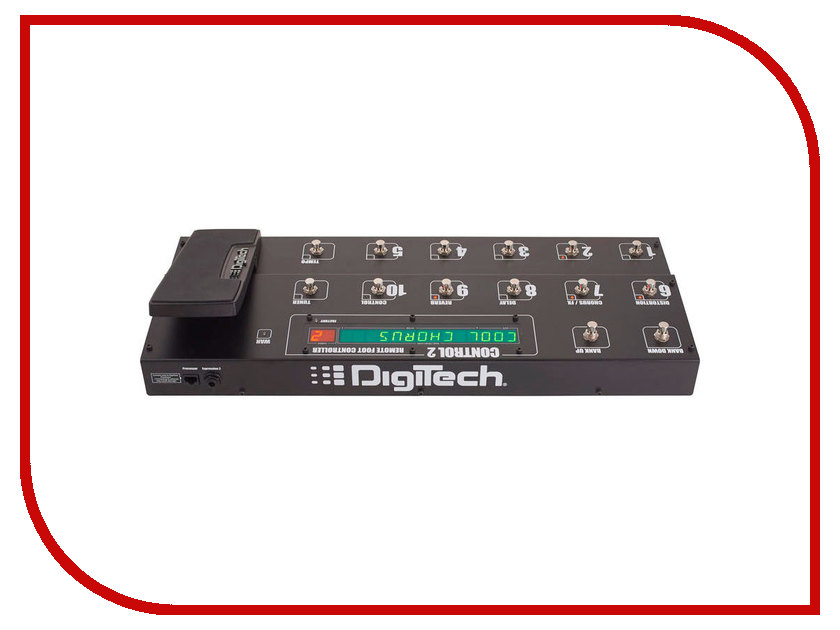 Аксессуар Digitech CONTROL2 для GSP1101