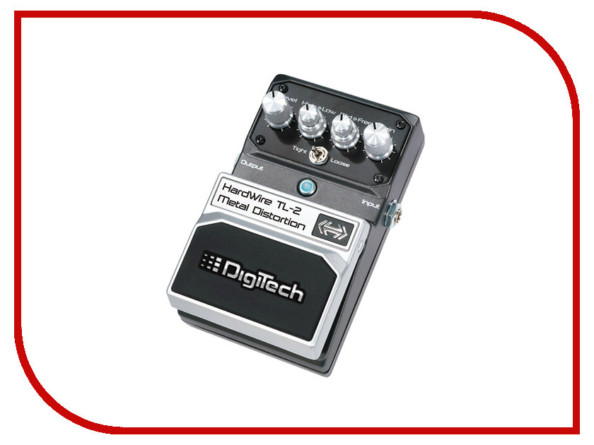 Педаль Digitech TL-2 Metal Distortion