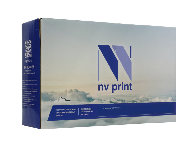 Картридж NV Print (схожий с Samsung CLT-M409S) Magenta для CLP-310/310N/315 1000k