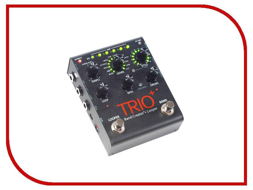 Педаль Digitech Trio+ все цены