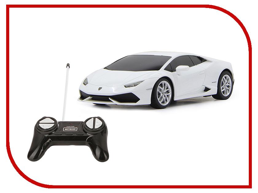 Радиоуправляемая игрушка Hoffmann Lamborghini Huracan LP610-4 1:24 White 47944<br>