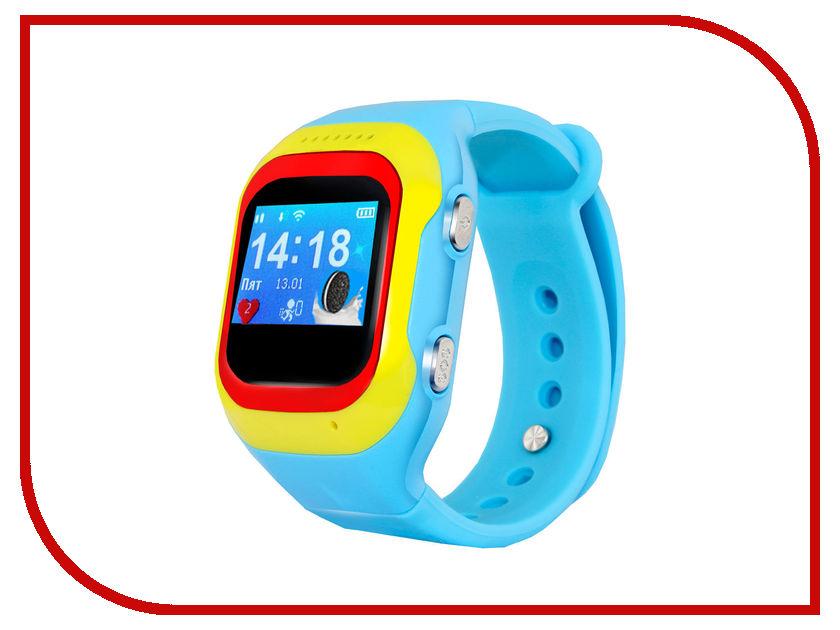 Умные часы Ginzzu GZ-501 Blue