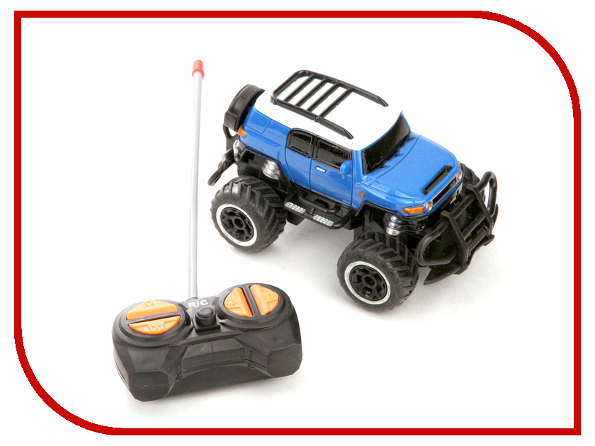 Радиоуправляемая игрушка Shantou Daxiang Машина Драйв Джип 52857