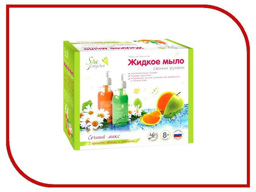 Набор для творчества Аромафабрика Жидкое мыло Сочный микс С0304