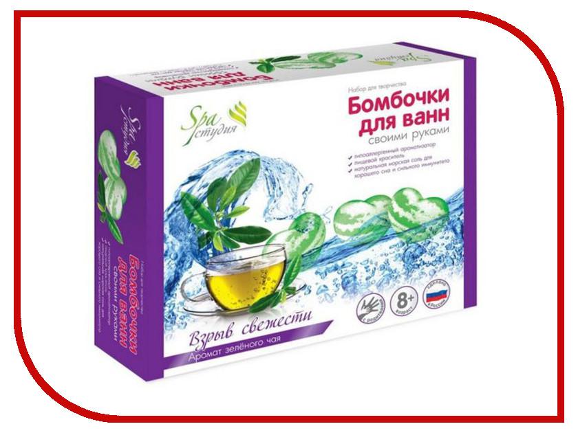 Набор Аромафабрика Бомбочки для ванны Взрыв свежести С0704