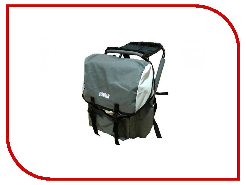 рюкзак со стулом rapala sportsman s 30 chair pack
